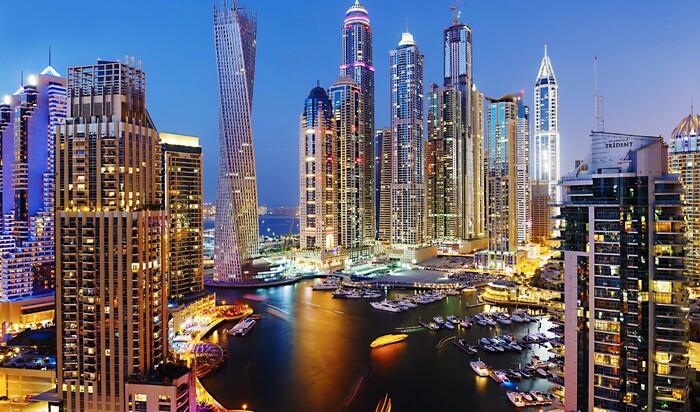 Топ-9 городов, поражающих современной архитектурой