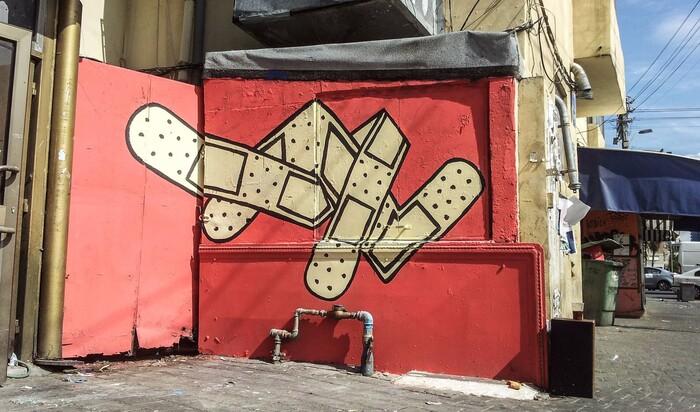 Местные легенды стрит-арта: поразительное уличное искусство