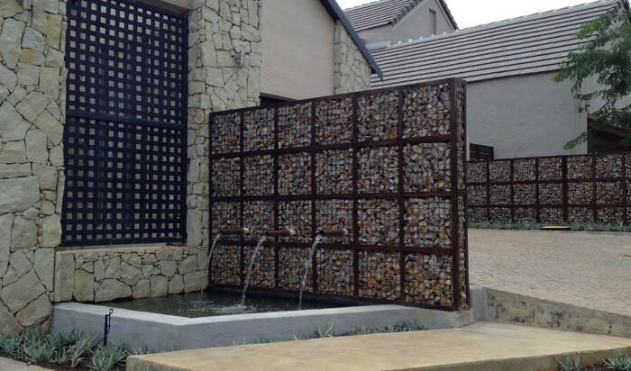 Габионные стены – стоящий элемент для вашего ландшафта
