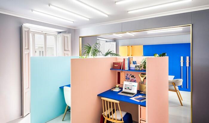Добавляем больше цвета в рабочее пространство офиса