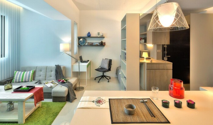 Что такое холостяцкая квартира или европейское понятие «bachelor apartment»