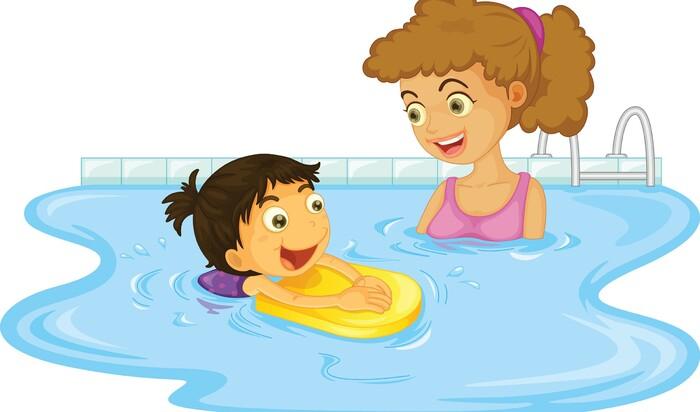 8 простых, но действенных правил, которые помогут детям оставаться в безопасности в бассейне