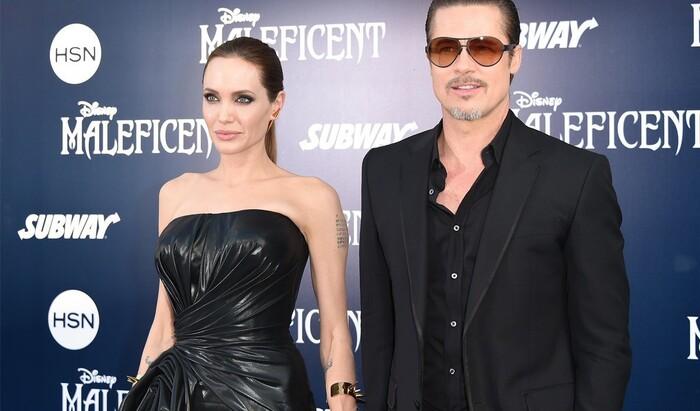 Как Брэд Питт и Анджелина Джоли разделят недвижимое имущество после развода