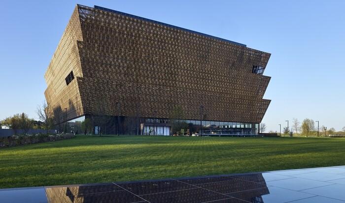 Эволюция дизайна Национального музея афроамериканской истории и культуры