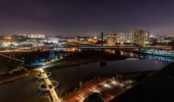 Как мост Фридриха Байера улучшает экологию Сан-Паулу
