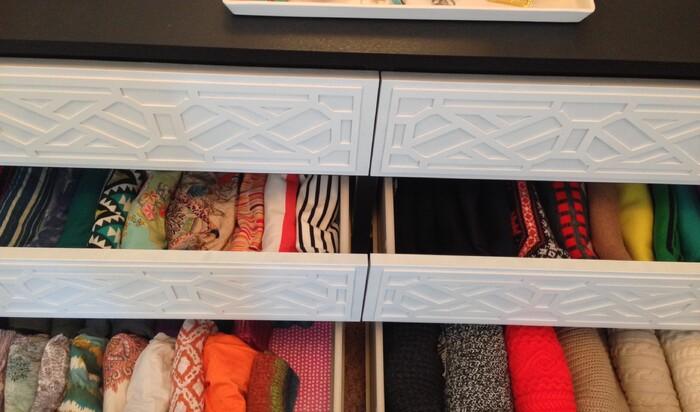 Инновации в организации домашнего пространства: искусство складывать одежду по методу Мари Кондо