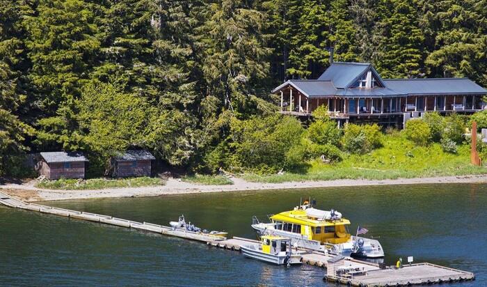 Самый дорогой дом на Аляске с золотыми приисками под боком