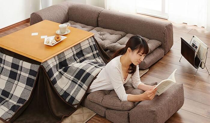 Котацу – гениальная японская мебель для идеальной зимы