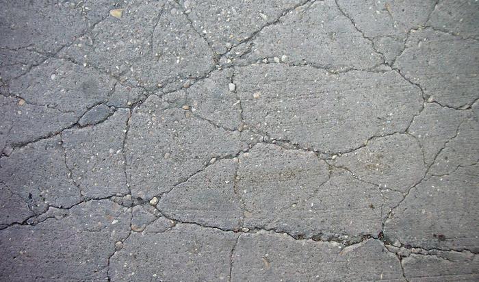 Начались испытания бетона, который восстанавливается сам