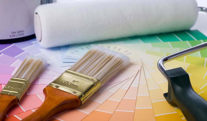 Популярные отделочные материалы для квартир в новостройках