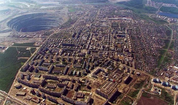 Строительство жилья на севере России