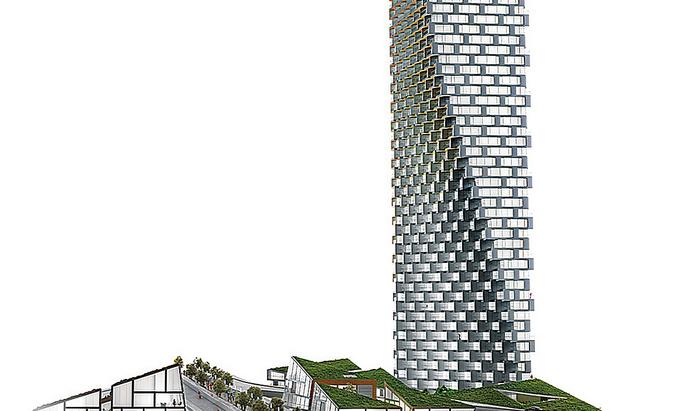 Ванкувер Хаус – новое архитектурное лицо канадского города