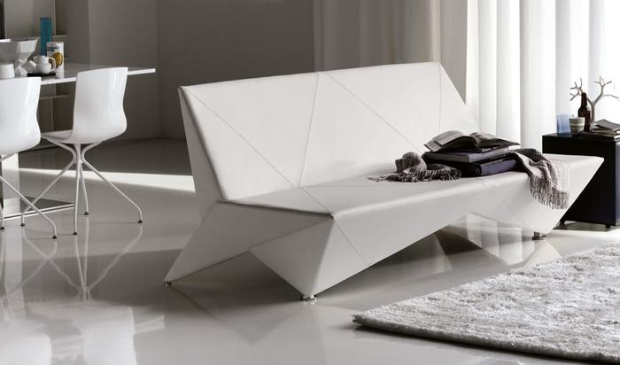 Оригами как модные предметы декора для интерьера