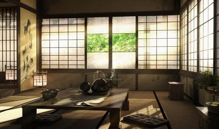 Как устроен японский дом: мировозрение восточной культуры с бытовой стороны жизни