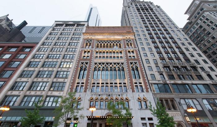 Отель Чикаго Атлетик Ассосиэйшн и его долгая история