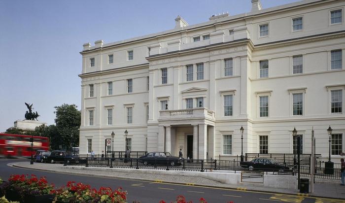 Где остановиться в Лондоне? В Лейнсборо - самом дорогом британском отеле