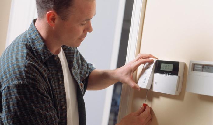 Охранные системы для дачных домов и участков