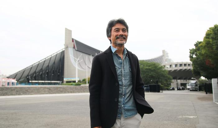 Выдающийся современник из Японии - Кэндзо Тангэ