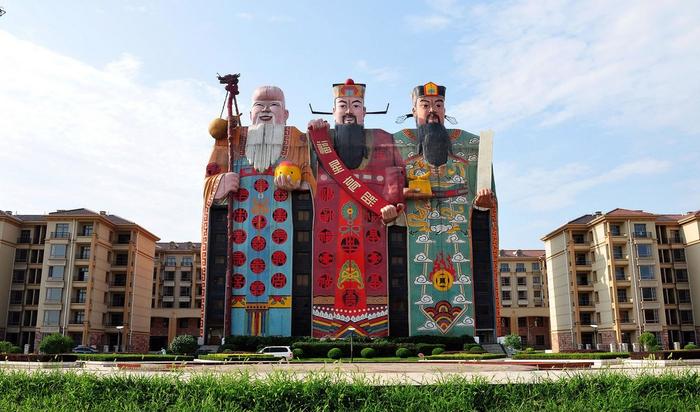 Странная китайская архитектура: пришло ли время от нее отказаться