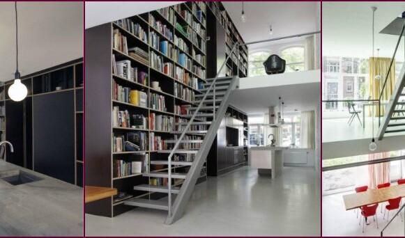 Выбор Мой Дом: семерка прекрасных дизайнов в стиле лофт