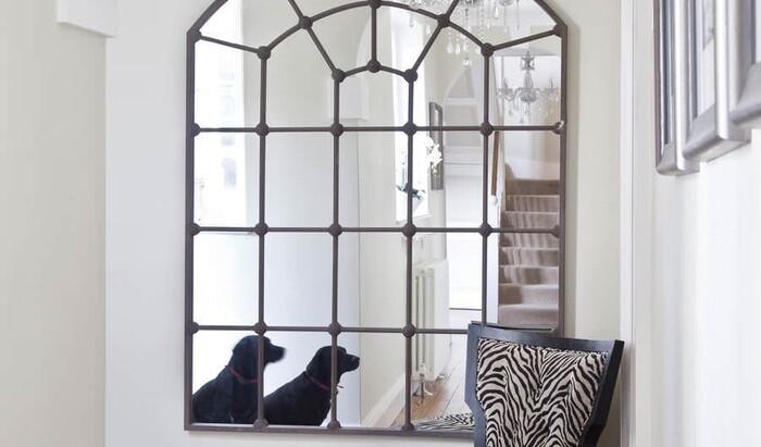 Грамотное использование зеркал в дизайне интерьера. Топ-10 рекомендаций от Мой Дом
