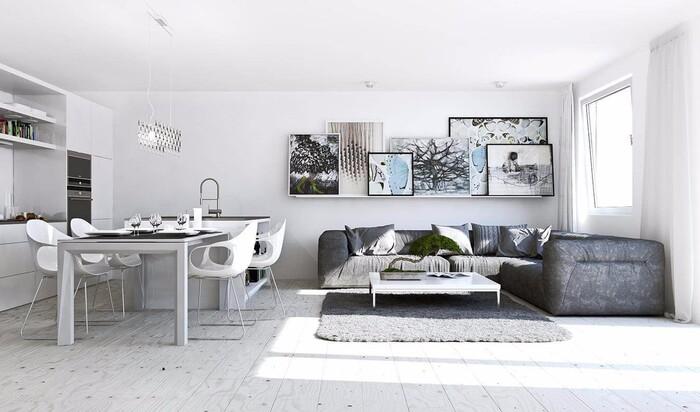 Что такое квартира-студия? Европейские тенденции в российских реалиях