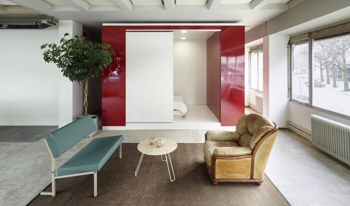 The Hub - три в одном: кухня, ванная и туалет в одном флаконе