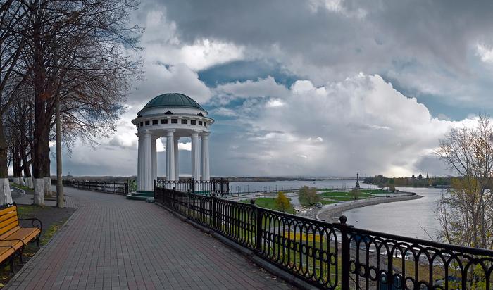 Где удобнее всего жить в Ярославле?