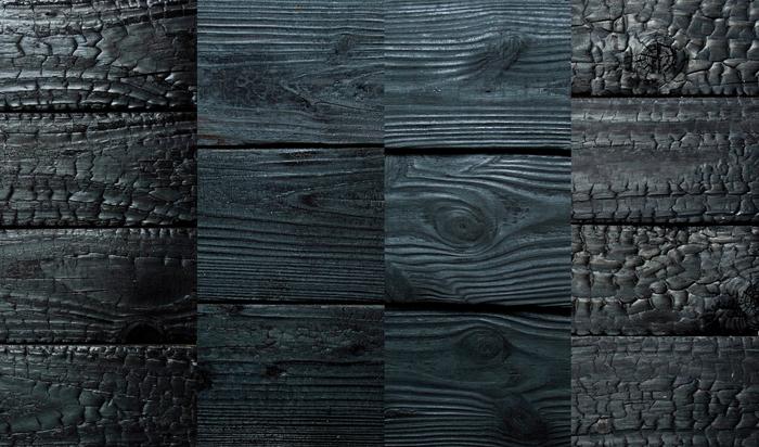 До и после: обуглившийся деревянный коттедж за 45 000 долларов