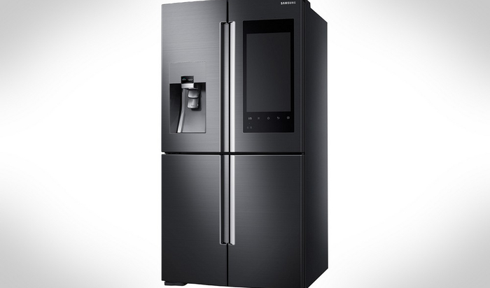 Samsung Family Hub Refrigerator - холодильник, который может всё