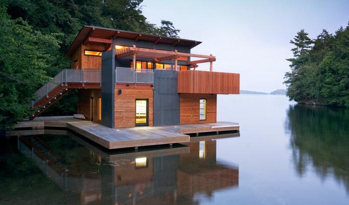Два новых тренда в архитектуре:
