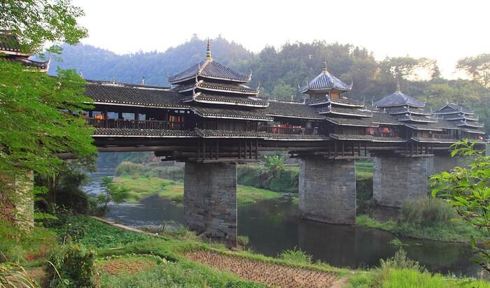 Четыре замечательных моста в Китае, повидавших многое