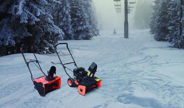 Как выбрать снегоуборщик: несколько разновидностей снегоуборочной техники