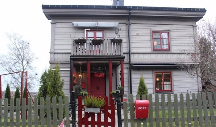 К соседу через забор. Как живут шведы? Их дома и устройство быта