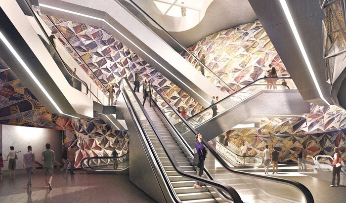 Новая ветка парижского метро: от планов к осуществлению проекта