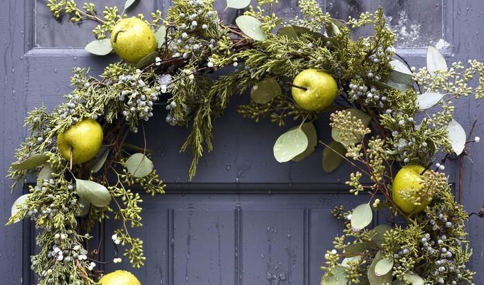 Handmade: идеи для создания рождественских венков своими руками