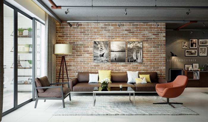 Что нужно, чтобы создать интерьер в стиле лофт и неолофт в квартире