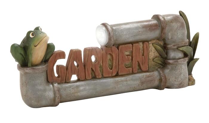 Садовый полистоун для украшения сада — из какого материала делаются фигурки
