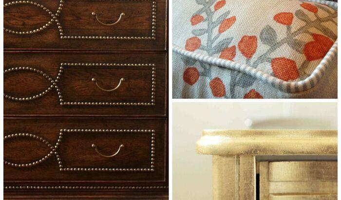 Как обновить старую мебель своими руками, не потратив много денег?
