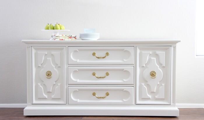 В какой цвет покрасить мебель: наиболее популярные цвета