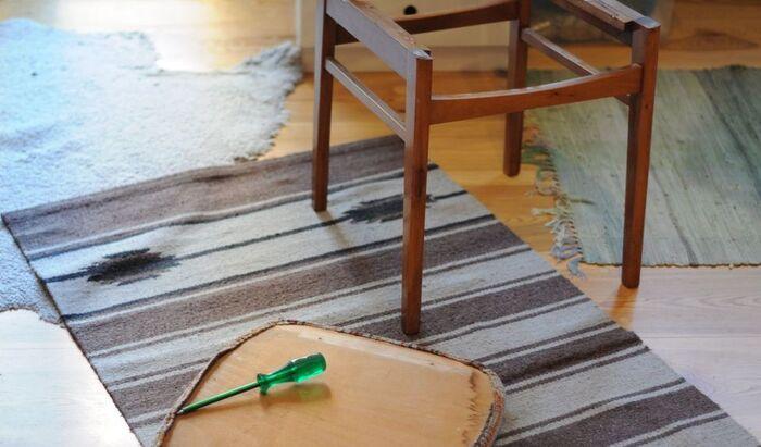 Как перетянуть стул? Альтернативные идеи для воплощения