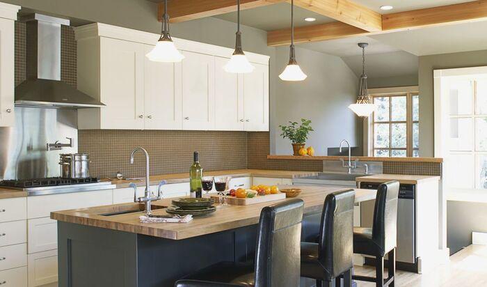 Что стиль вашей кухни говорит о вашей личности?