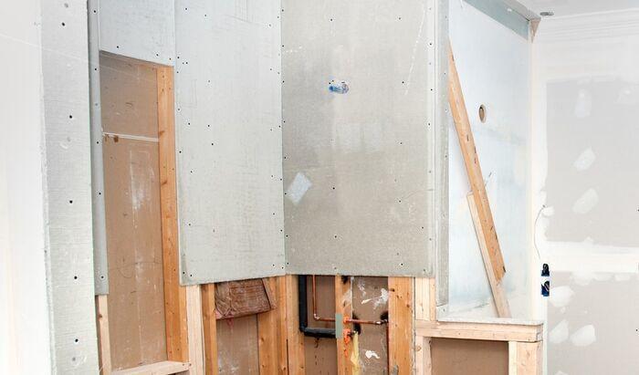 Цементно-стружечная плита: как установить?