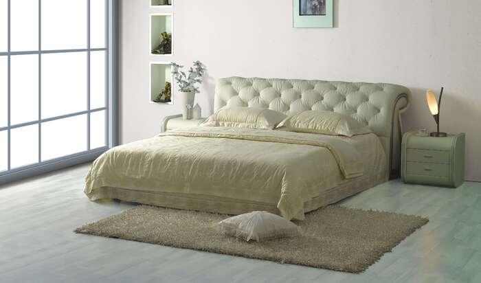 Виды двуспальных кроватей: пора определиться, где спать