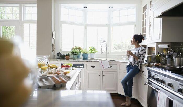 Как организовать пространство на кухне за 30 минут?
