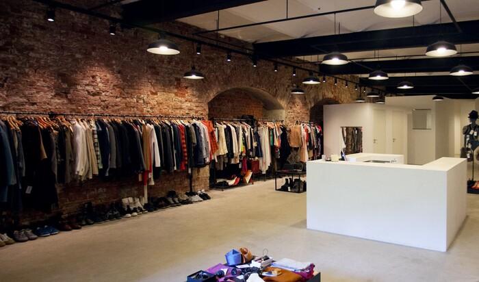 Дизайн бутиков одежды: высокий дизайн для высокой моды
