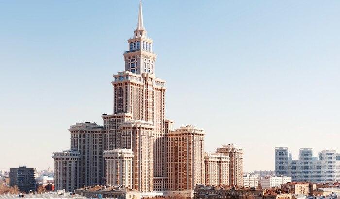 Жилой комплекс Триумф-Палас: московская жизнь на миллион