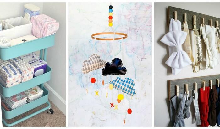 Как подготовить дом к рождению ребенка: 12 вещей, которые преобразят дом к появлению малыша