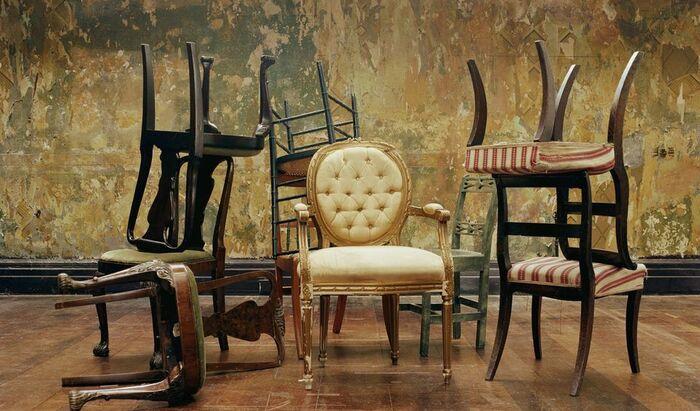 Как подобрать стулья к обеденному столу: все делаем правильно