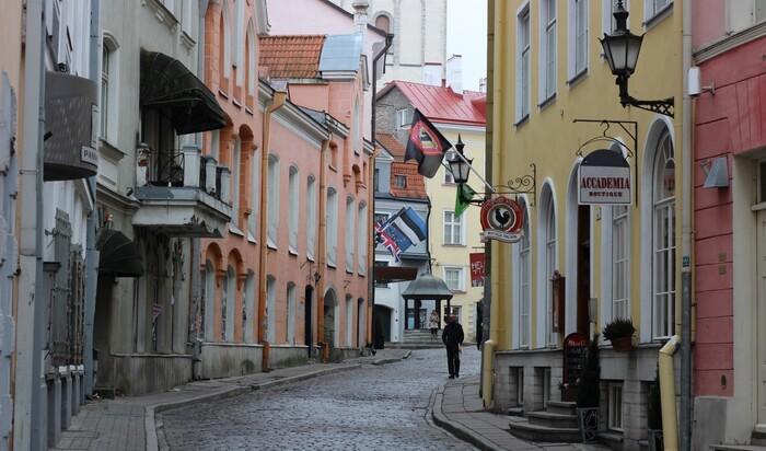 Таллин: интересные гостиницы в Старом Городе